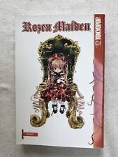 Rozen Maiden # 1. Excellent NM/M Cond. Tokyopop. Manga