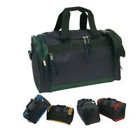 """Casaba Duffle Bag 17"""" Travel Carry On Size Luggage Sports Gym Workout School"""