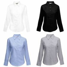 Fruit of the Loom Cotton Blend Long Sleeve T-Shirts for Men