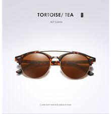 Herren Damen Sonnenbrille Polarisierte Vintage Brillen Brillen Sonnenbrillen DE