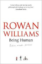Being Human by Rowan Williams (author)
