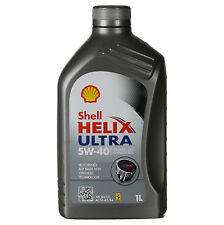 Shell Helix Ultra 5W-40  1 Litres Boîte
