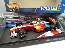 Hot Wheels 1/18 - F1 Williams Mecachrome FW21 R Schumacher