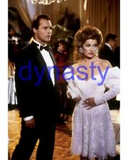 DYNASTY #6111,STEPHANIE BEACHAM,MICHAEL NADER,8x10 PHOTO,closeup,THE COLBYS