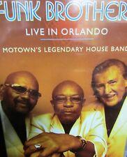 Funk Brothers - Live In Orlando NEW DVD,Bob Babbitt,Eddie Willis, Motown Band