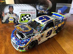 Chase Elliott #9 Napa Dover Win Liquid Color Elite 1/24 RARE VHTF 125 Produced