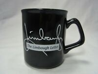 Limbaugh Letters Black Coffee Mug Liberals Worst Nightmares Come True Cup