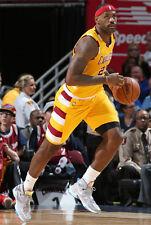 NEW NIKE LeBron XIII 13 Basketball Shoes Size 8.5 Gray White 807219-014 NBA CAVS