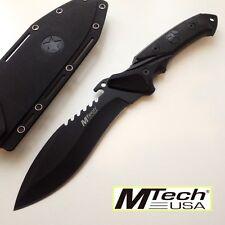 KNIFE COLTELLO DA CACCIA MTECH-2012 SURVIVOR SOPRAVVIVENZA SURVIVAL STILE RAMBO