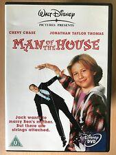 Chevy Chase Farrah Fawcett MAN OF THE HOUSE ~ 1995 Walt Disney Comedy   UK DVD