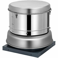 Restaurant Upblast Commercial Hood Exhaust Fan 20 Base 1000cfm Exhaust Outlet