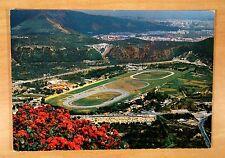 Hippodrome de Agnano Race Course Napoli Italy Postcard c.1970's