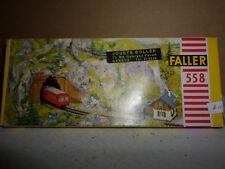 maquette 964 ho tunnel 1 voie faller
