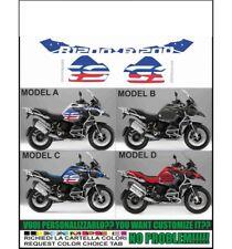 kit adesivi stickers compatibili  r 1200 gs lc adventure 2014-2017 rallye