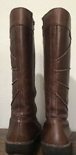 Hush Puppies Womens Brown  Boots Shoes Size 8M