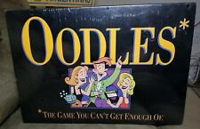1992 Oodles Milton Bradley Game New The Game You Can't Get Enough Of