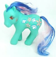 My Little Pony figure toy figurine SeaFlower Sea Flower G1 Vintage 1987 1980s