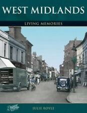 Francis Frith's West Midlands Living Memories (Photographic Memories), Very Good