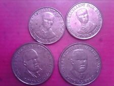 JAMAICA     10    CENTS   1995   2008       25   CENTS  1995   1996    APR14