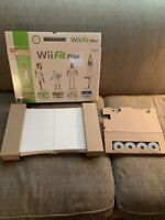 Nintendo Wii FIT PLUS Balance Board ONLY - No Game Included