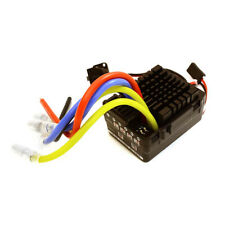 60A Dual Brushed Waterproof ESC For 1/10 1/8 RC Car Truck, Speed Control WP-860