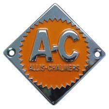 Steering Wheel Emblem Allis Chalmers D10 D12 D14  D17 I40 I400 I60