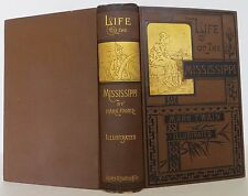 MARK TWAIN Life on the Mississippi FIRST EDITION