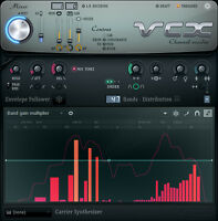 Image-Line Vocodex Vocoder Voice Doubling Software Plug-In Electronic Download