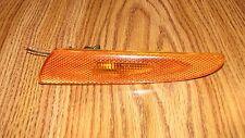 02-08 JAGUAR X-TYPE FRONT bumper SIDE MARKER LIGHT LH OEM DRIVER