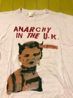 70s sexpistols anarchy Vintage T-shirt from Japan free shipping