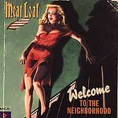 Welcome to the Neighborhood by Meat Loaf (Cassette, Nov-1995, MCA Records)