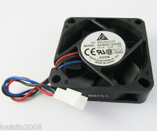 1pc DELTA AFB0512HHB 12V DC Brushless CPU Fan 5050xx15mm 50mm 5015 3wire dc fan