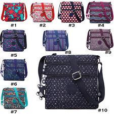 Women Waterproof Nylon Messenger Bags Travel Crossbody Ladies Beach Shoulder Bag