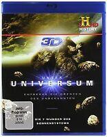 Unser Universum - Die 7 Wunder des Sonnensystems [3D... | DVD | Zustand sehr gut
