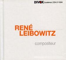 Rene LEOBOWITZ / Jubilee 2013 / (2 CD) / NEUF