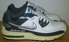 Nike Air Max Wright Mens Leather Running Shoes 317551-124. Size 10.5