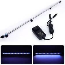 112cm Aquarium Fish Tank Led Light White Blue Bar Lamp Lighting Submersible