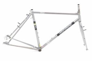 USED Independent Fabrication Independence Coupled Steel Touring Frame Rohloff