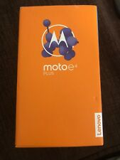 Motorola Moto E4 Plus (XT1771) - 16GB - Iron Grey Sim Free Unlocked Smartphone
