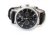 Schwarze Markenlose elegante Armbanduhren