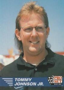 #14 Tommy Johnson Jr. - 1991 Pro Set NHRA Racing