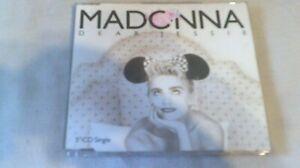 MADONNA - DEAR JESSIE - 1989 3 TRACK CD SINGLE