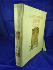 Rudyard Kipling, A Song of the English, Illus. W. Heath Robinson, signed, #232