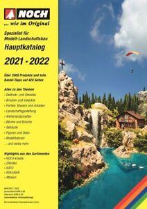 NOCH 72210 Gesamtkatalog 2021/2022 deutsch mit UVP - NEU
