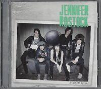 JENNIFER ROSTOCK / INS OFFENE MESSER * NEW CD 2008 * NEU *