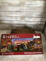 "Master Jigsaw Puzzle ""McCormick Farmall Horsepower"" 1000 Piece Large Panoramic"