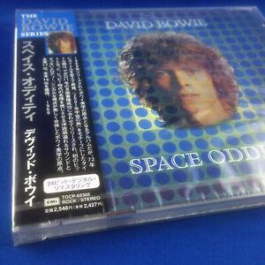 DAVID BOWIE: Space Oddity (RARE 1999 JAPANESE REMASTER PROMO CD TOCP-65305)
