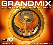 BEN LIEBRAND - GRANDMIX EARTH, WIND & FIRE AND FRIENDS 2CD'S 74 TRACKS MIXED !