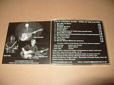 Papa George Band Down At The Station cd 12 tracks 2004 Rare