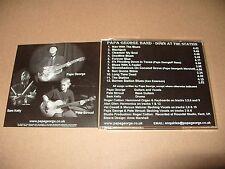 Papa George Band Down At The Station cd 12 tracks 2004 Rare